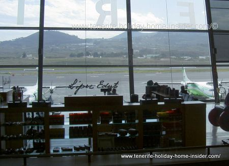 Los Rodeos airport Tenerife North