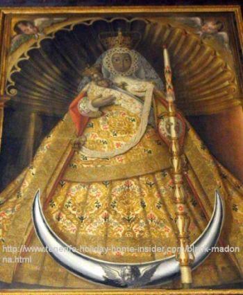 Madonna of  Candelaria