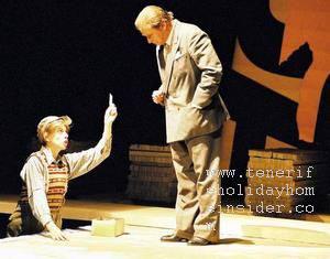 Man and Boy Dada Opera
