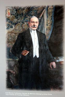 Mariano Estanga Painting of 1937-p250