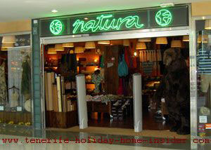 Martianez Asian shop Natura Puerto de la Cruz.