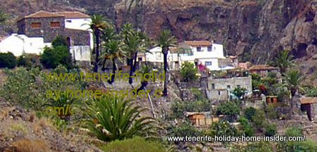 Masca village of Tenerife recovers from fires