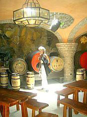 me at bodega monasterio north tenerife