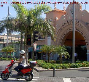 Mercado Nuestra Senora de Africa Tenerife  Market