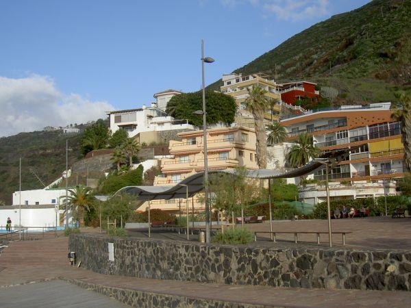 Mesa del Mar Titsa 021 Busstop