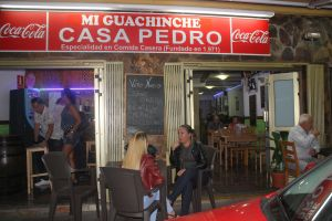 Mi Guachinche Casa Pedro which is not a Guachinche