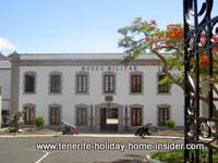 Tenerife Military museum Castillo Almeida Santa Cruz