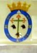 Modern history emblem Santa Cruz Tenerife.