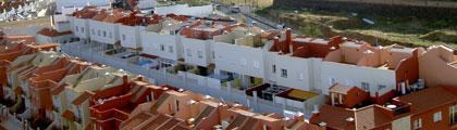 Modern townhouses Calle Jasmin La Longuera Los Realejos Tenerife Spain