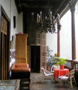 Lived in balcony of Casa de los Balcones Orotava