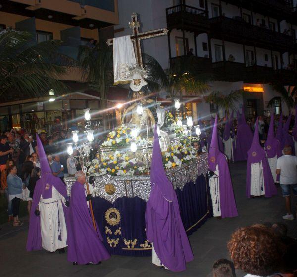 Mother of Jesus below the Cross.