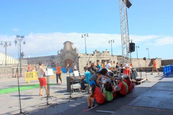 Mueca Art festival Puerto de la Cruz