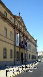 Museum Museo del Hombre y de la Naturaleza Santa Cruz de Tenerife
