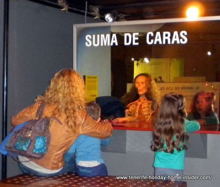 Museo sciencias y Cosmo Tenerife with fun for kids