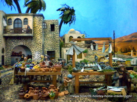 Nativity scenes of Tenerife