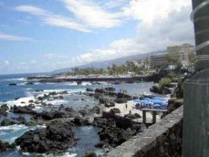 Nature pools San Telmo Puerto de la Cruz Tenerife