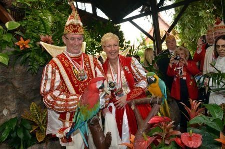 Neuss Karnaval Prinz Toni Weber