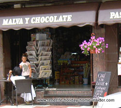 New business idea of the legendary Malva and Chocolate bar now history for family reasons.