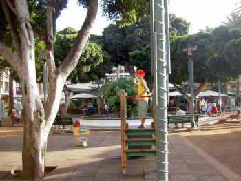 North Tenerife Plaza del Charco