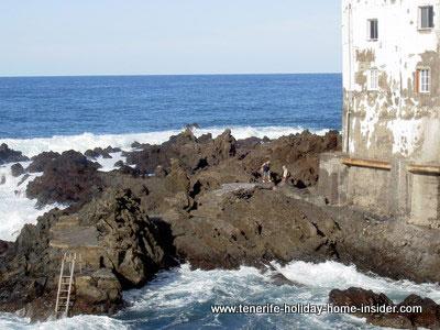 Off the beaten track Punta Brava Tenerife Puerto de la Cruz Canary Islands Spain