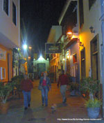 Old Quarters by Calle Lomo Puerto Cruz Tenerife