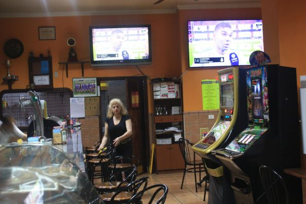 Oldest Longuera Los Realejos sports bar