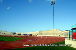 Estadio Olympico del barrio