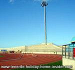 olympic stadium Los Realejos Tenerife spain
