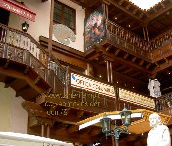 Optica Columbus best commercial optometrist services Tenerife