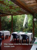 Restaurant Palmeras Arte San Juan Rambla