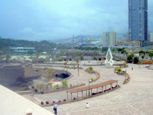 Palmetum at Parque Marítimo César Manrique