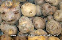 papas negras black potatoes