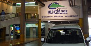 Parking basement Martianez Piramides