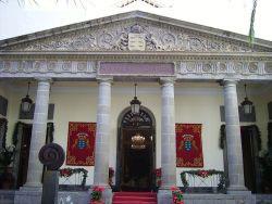 Parliament  of Tenerife Canary Islands