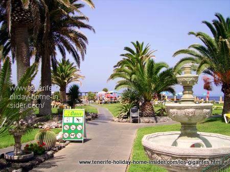 Parque Oasis Santiago del Teide