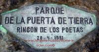 Parque Puerta de Tierra