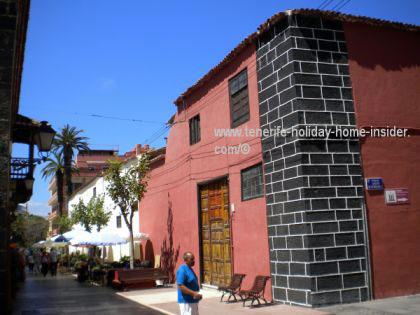 parque san francisco corner c/quintana puerto de la cruz