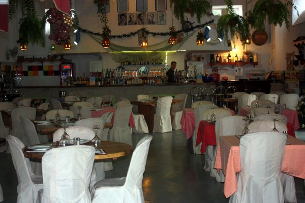 An event Party room which has been introduced by La Finca Chayofa Meson.