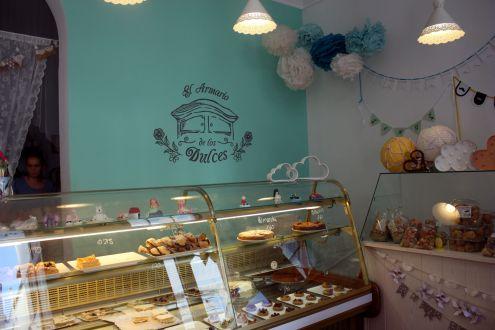Pastry shop Armario Dulces C/El Olivo 9, in town of Silos Tel:650 15 11 14