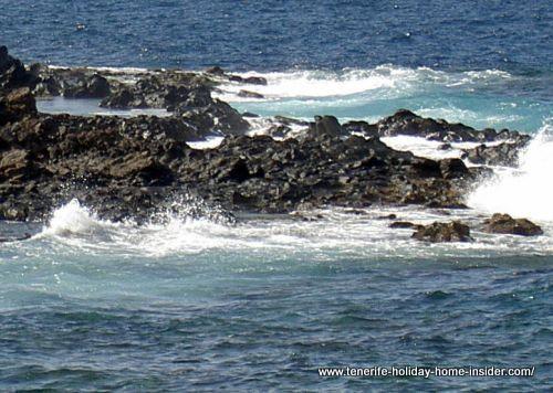 Playa Agua Dulce Charco Arana alias Don Gabino of Los Silos
