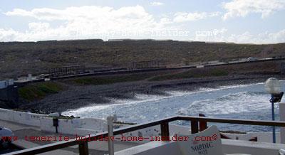 Playa Agua Dulce Los Silos Tenerife
