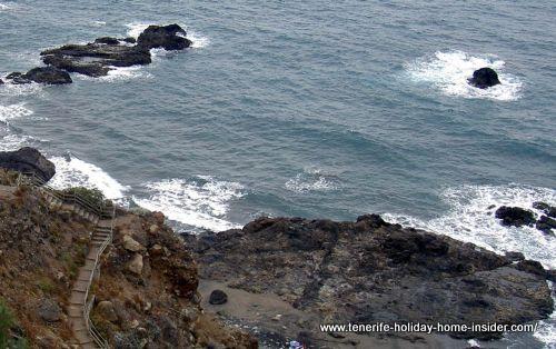 Playa Benijo at Anaga for surf and fresh fish
