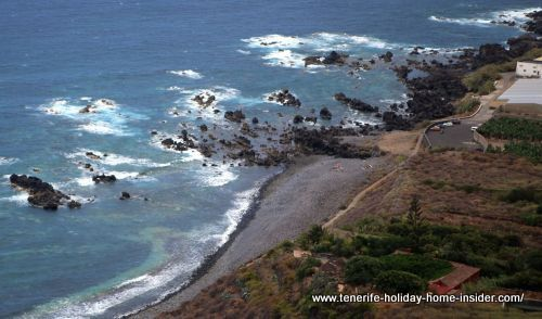 Playa de Buenavista del Norte by farms
