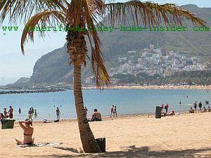 Playa de las Teresitas Tenerife beaches