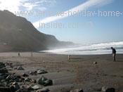 Playa el Socorro Realejos Romantic beach