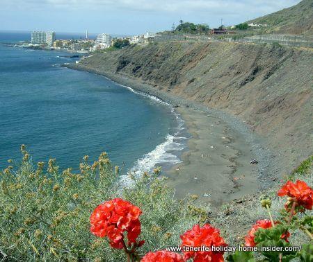 Playa el Arenal La Laguna surf beach