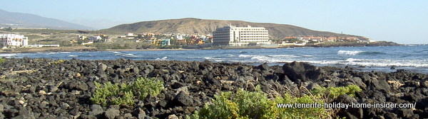 Playa La Jaquita Medano and Hotel Arenas