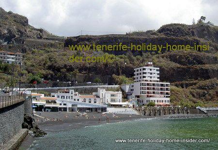 Playa San Marcos Tenerife Icod de Los Vnos