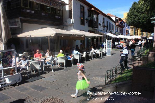 Plaza Charco restaurant
