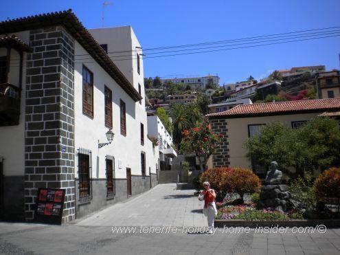 Plaza Concejil alias del Pozo in Puerto de la Cruz